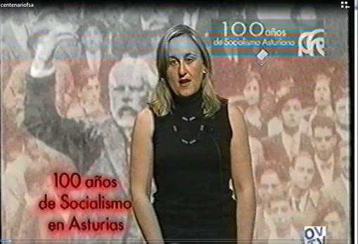 """Jornadas: Retazos de nuestra historia. Proyección del documental """"100 AÑOS DE SOCIALIMO EN ASTURIAS"""". Charla y coloquio."""