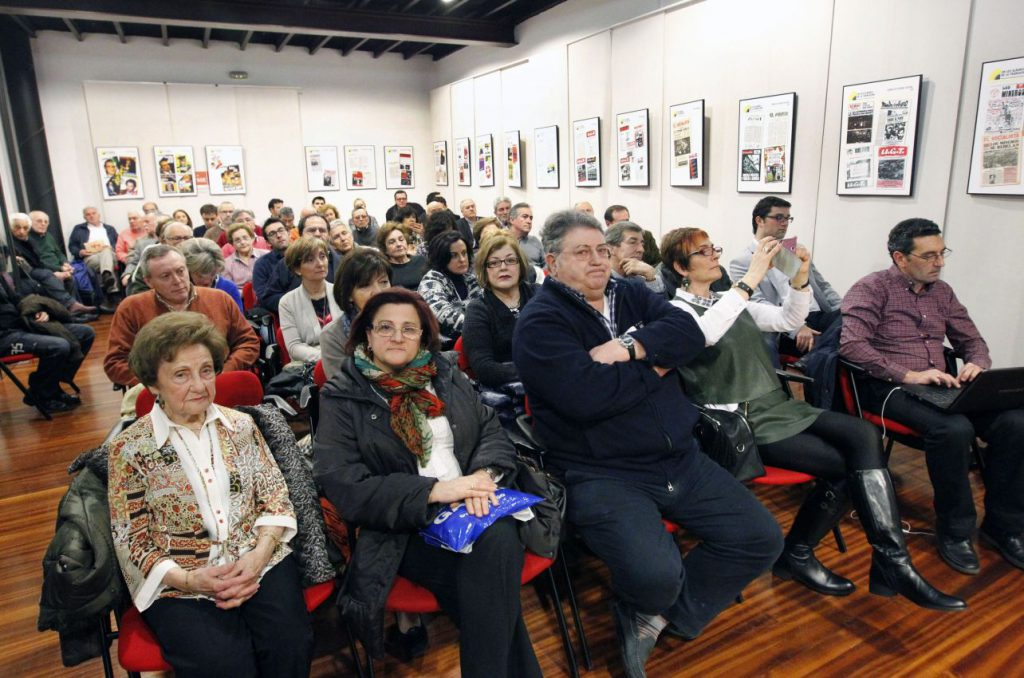 EXPOSICIÓN EN LOS ALBORES DE LA TRANSICIÓN. FONDOS DE LA FUNDACIÓN JOSÉ BARREIRO.