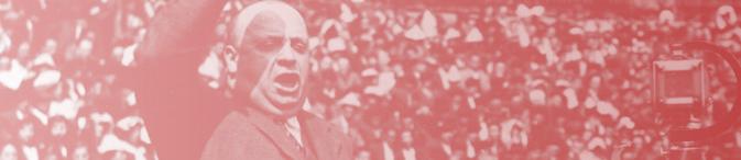 """Jornadas: """"Retazos de nuestra historia"""". Proyección del documental """"Indalecio Prieto. La lucha por la libertad y la paz de un republicano socialista""""."""