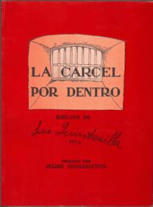 LA CÁRCEL POR DENTRO. DIBUJOS DE LUIS QUINTANILLA 1934