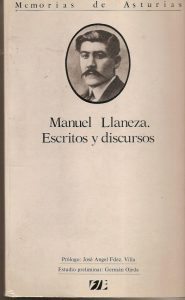 MANUEL LLANEZA. ESCRITOS Y DISCURSOS