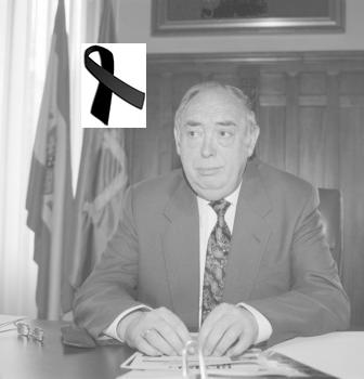 Fallecimiento de Faustino González Alcalde