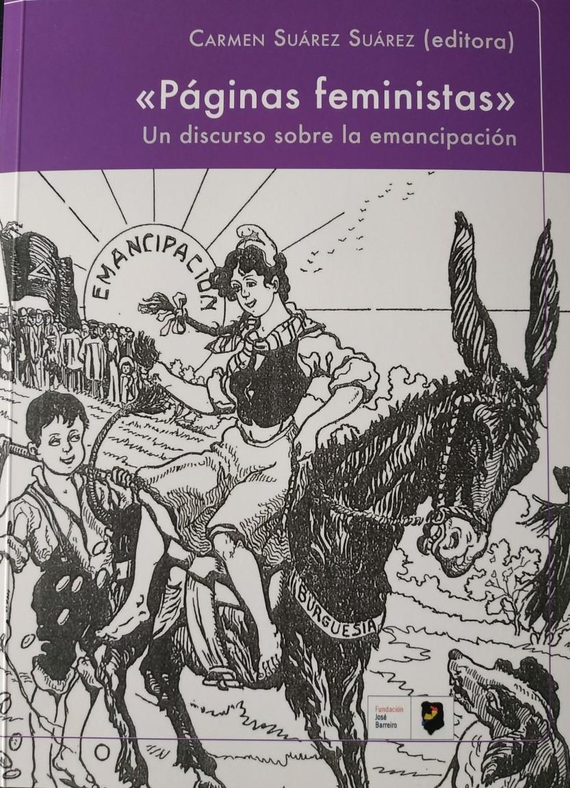 «PAGINAS FEMINISTAS» Un discurso sobre la emancipación