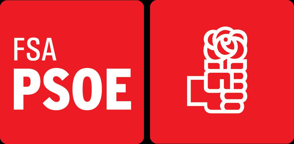 Logo de la FSA-PSOE